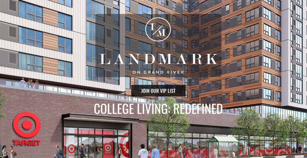 Landmark East Lansing - Student Housing!
